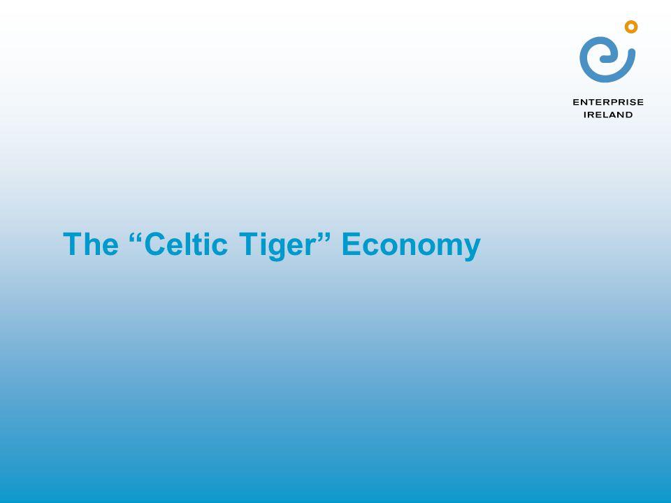 "The ""Celtic Tiger"" Economy"