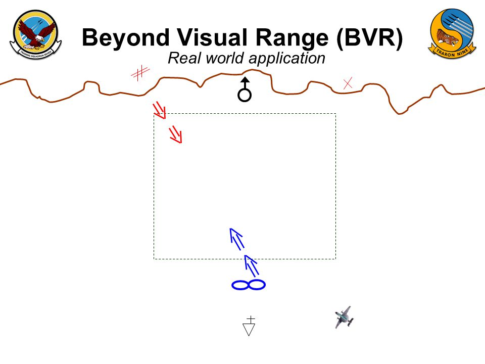 Beyond Visual Range (BVR) Real world application