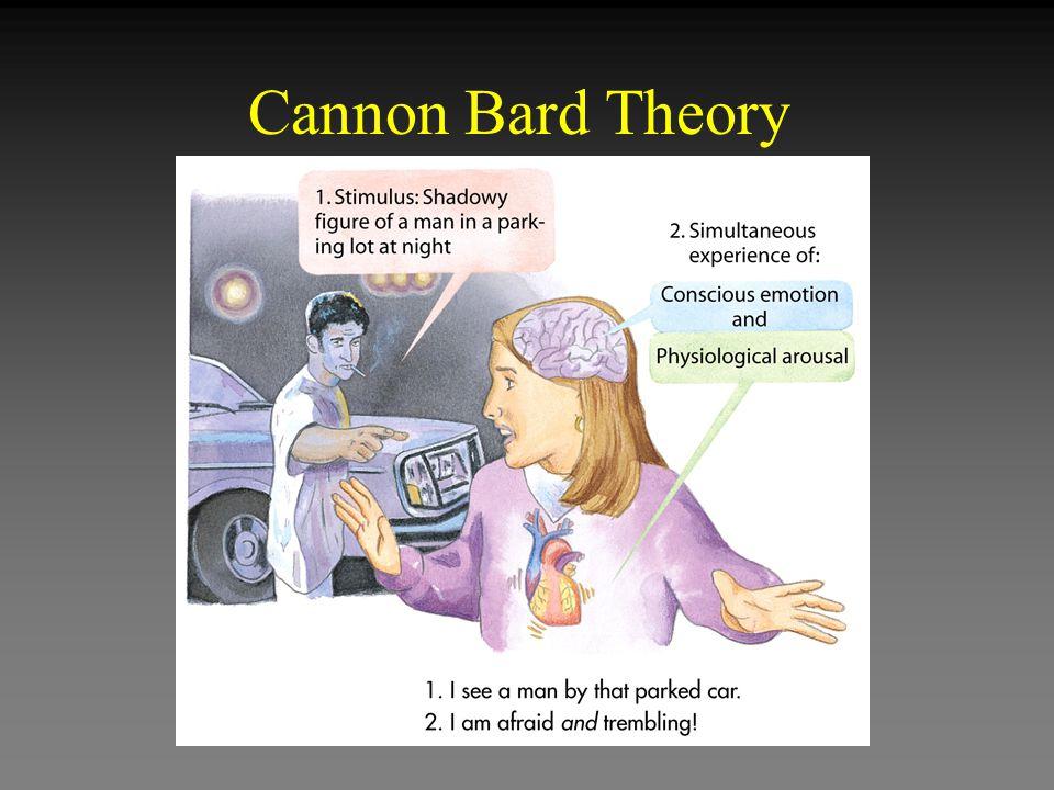 Cannon Bard Theory