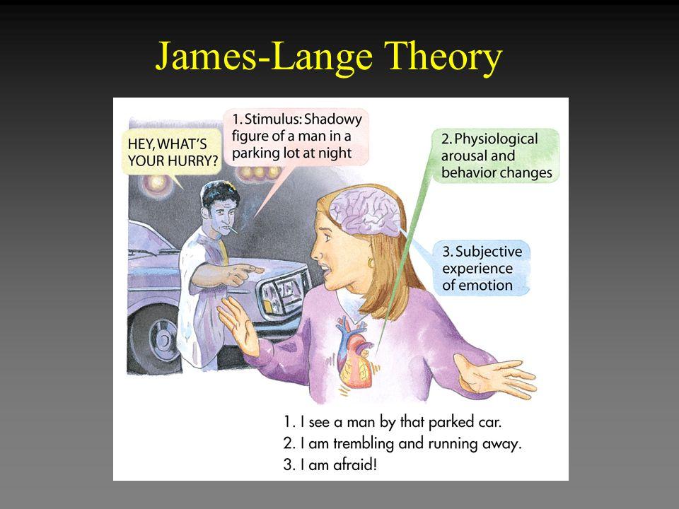 James-Lange Theory