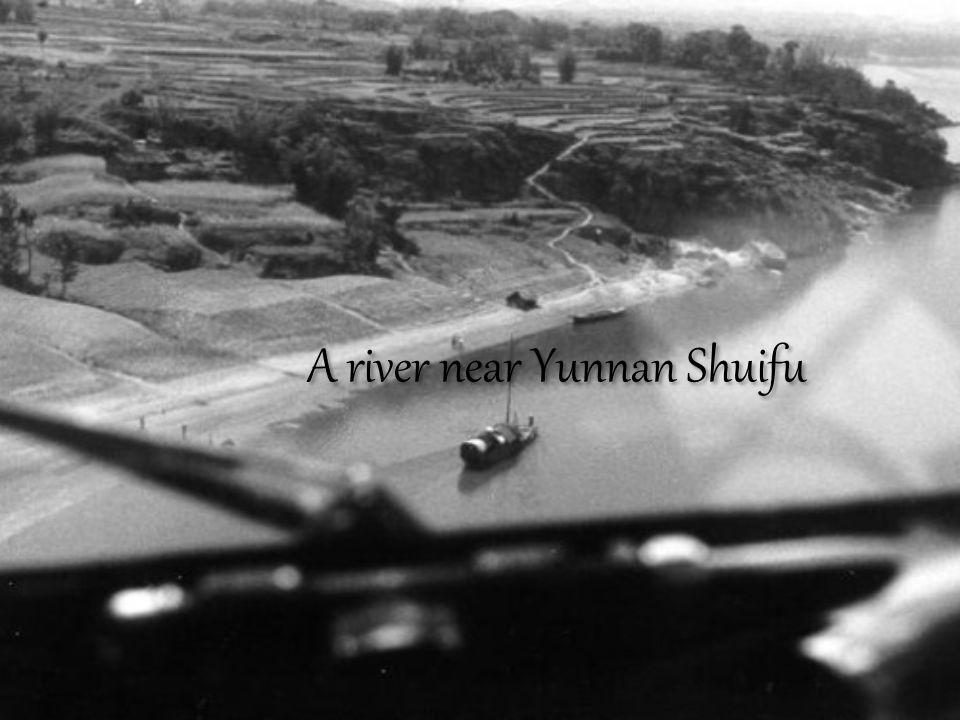 A river near Yunnan Shuifu