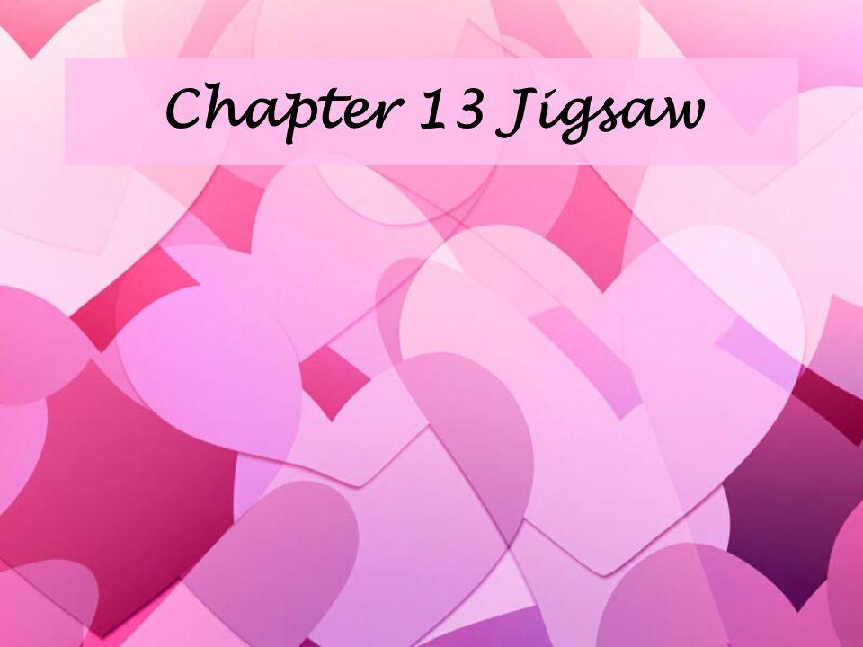 Chapter 13 Jigsaw