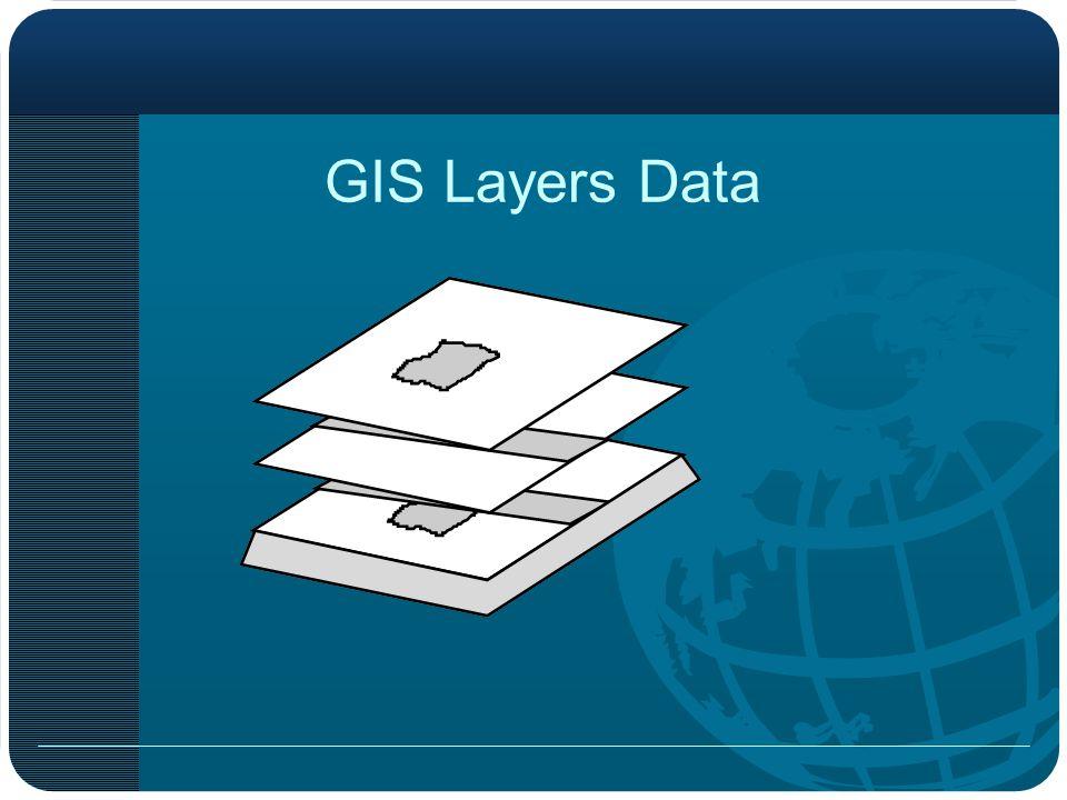 GIS Layers Data
