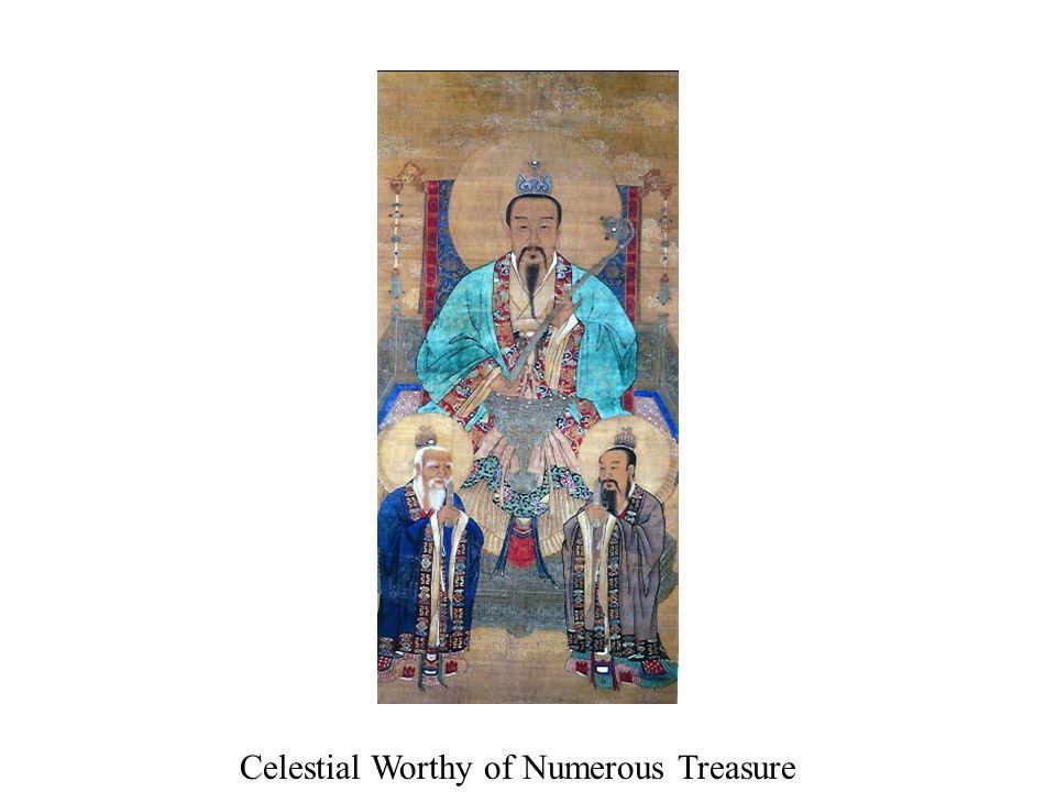 Celestial Worthy of Numerous Treasure