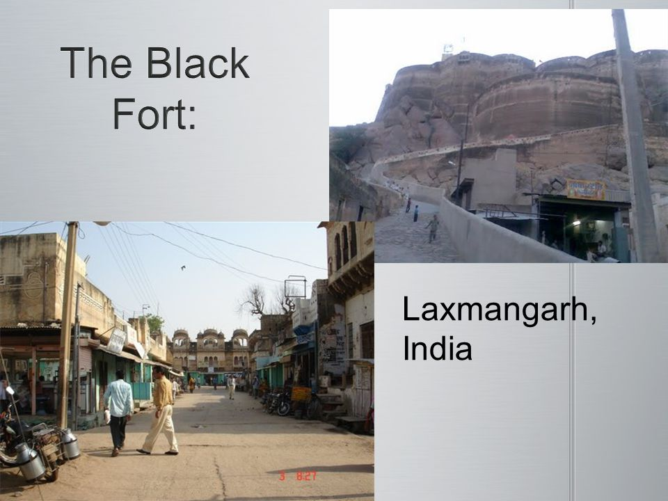 Laxmangarh, India