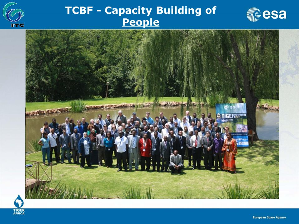 TCBF - Capacity Building of People