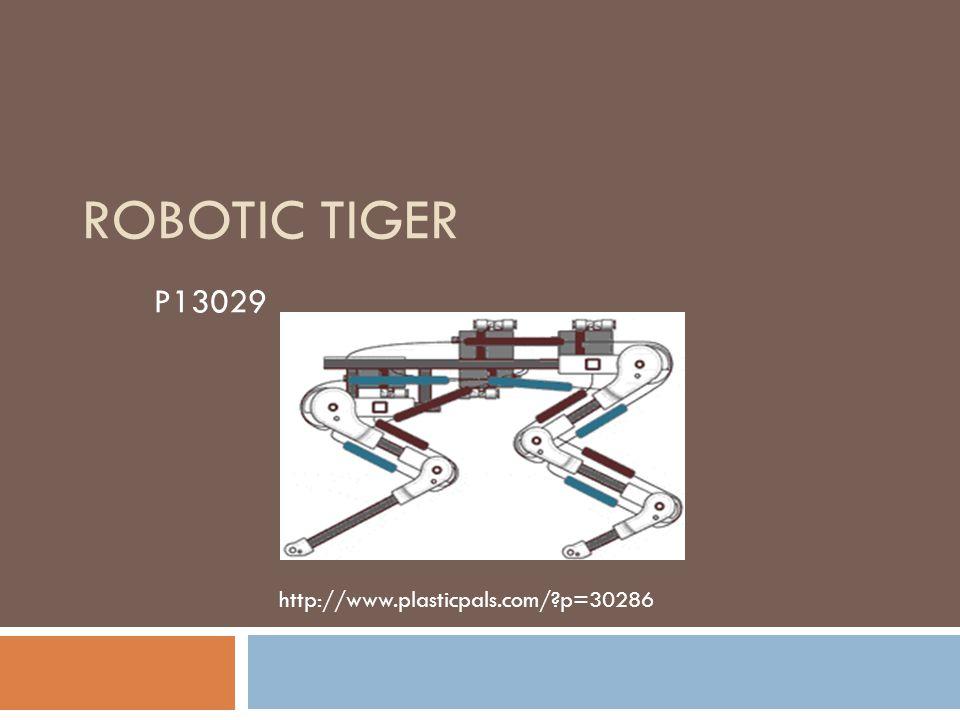 ROBOTIC TIGER P13029 http://www.plasticpals.com/ p=30286