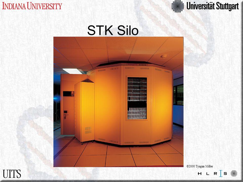 STK Silo ©2000 Tyagan Miller