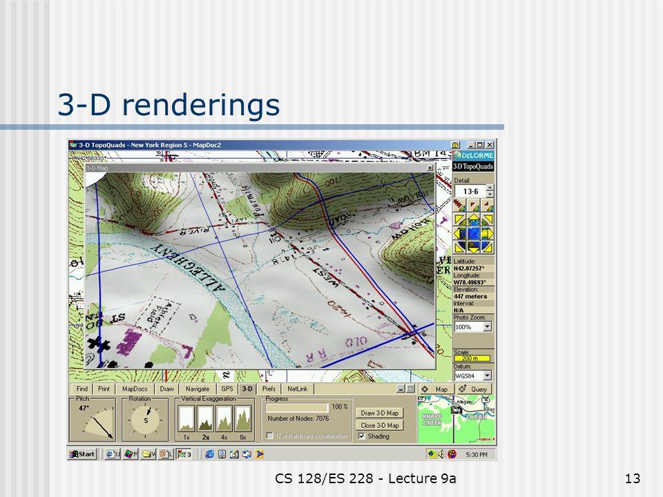 CS 128/ES 228 - Lecture 9a13 3-D renderings