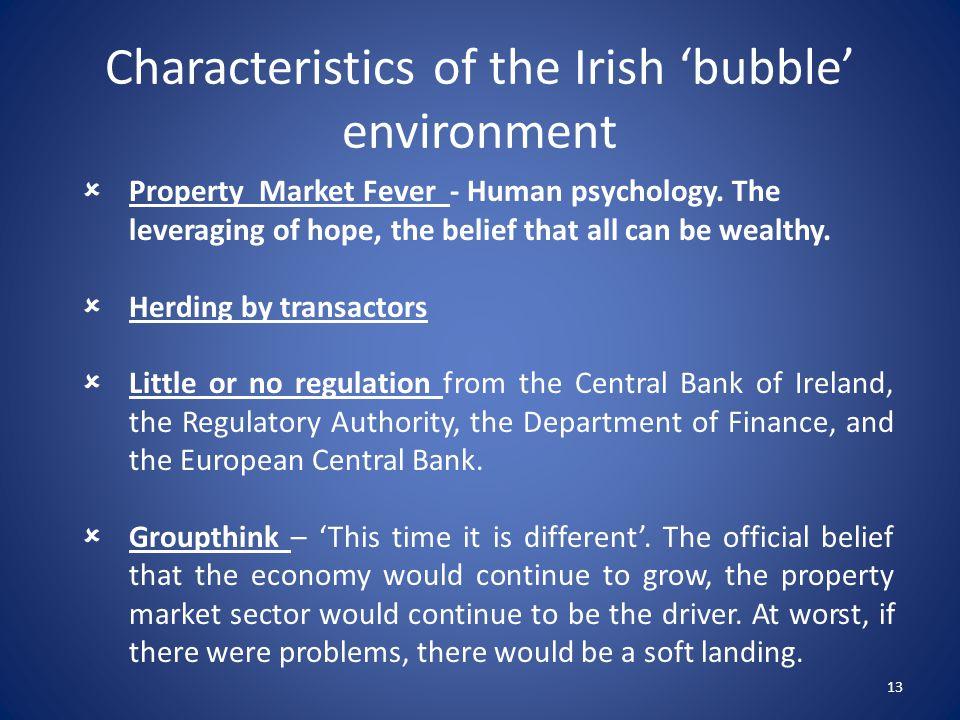  Property Market Fever - Human psychology.