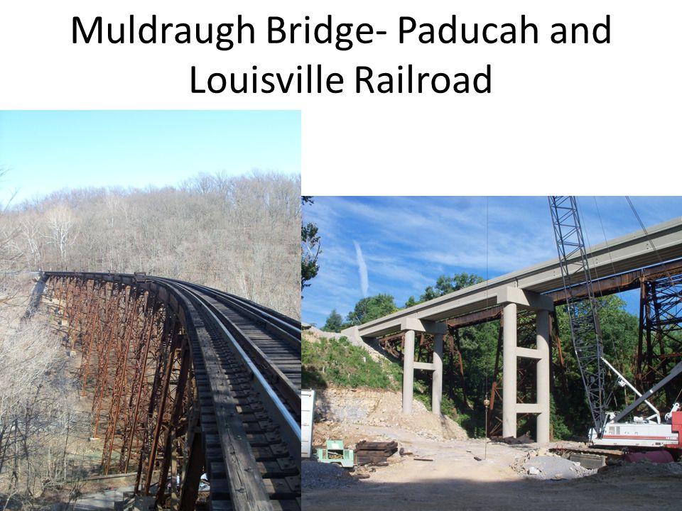 Muldraugh Bridge- Paducah and Louisville Railroad