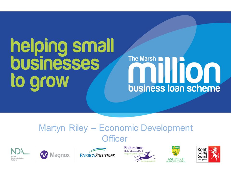 Martyn Riley – Economic Development Officer