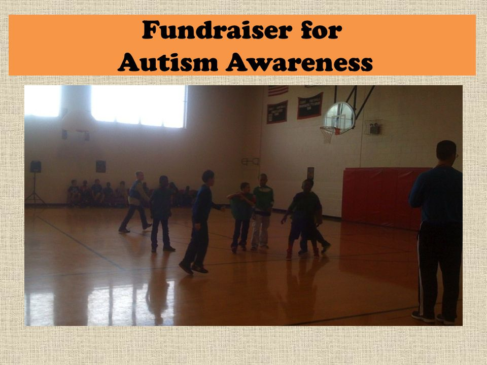 Fundraiser for Autism Awareness