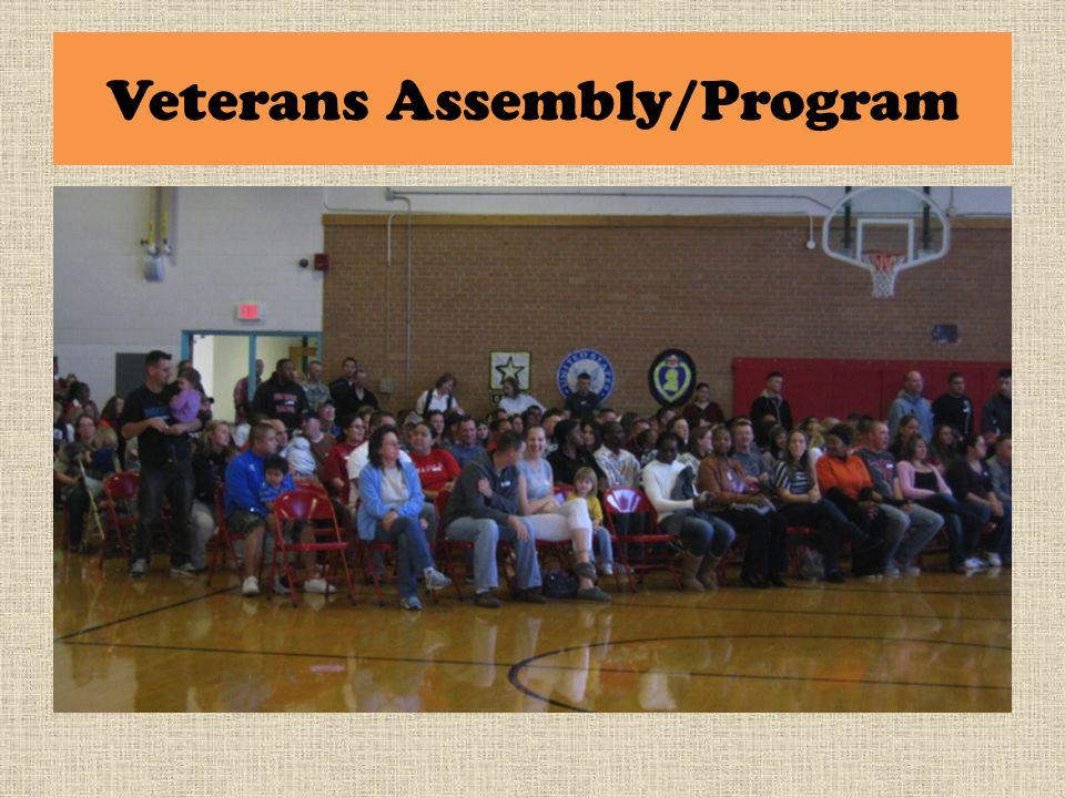 Veterans Assembly/Program