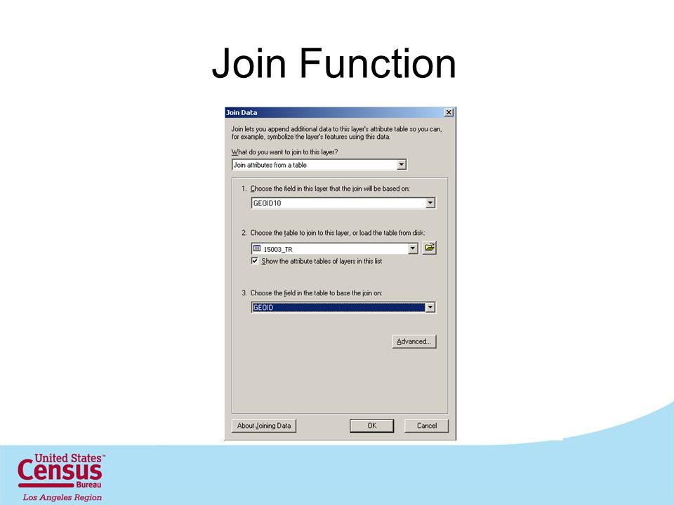Join Function
