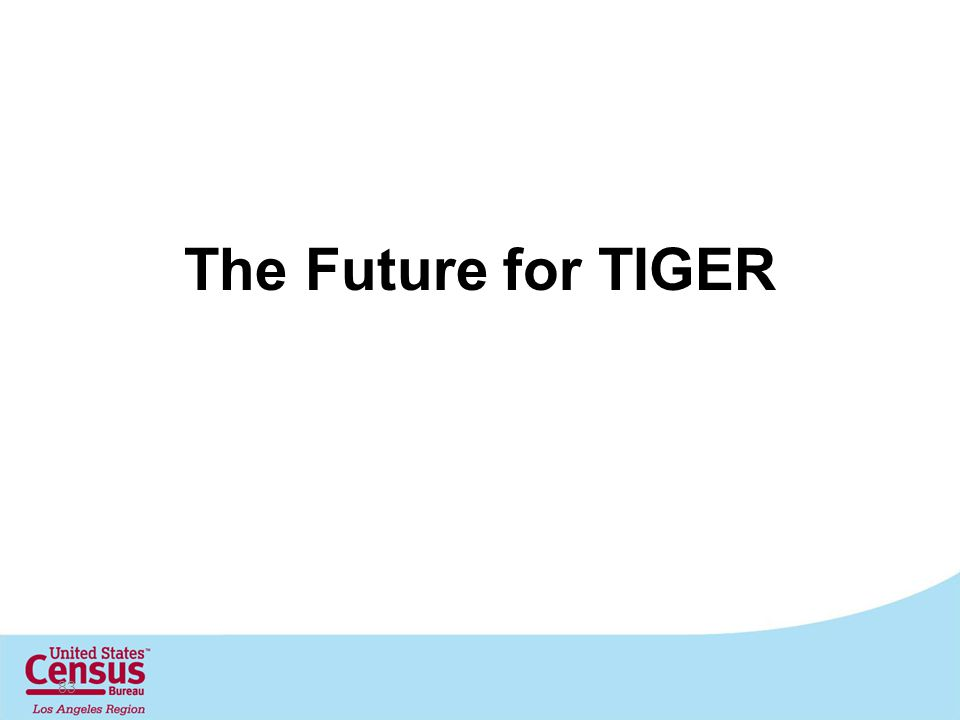 The Future for TIGER 83