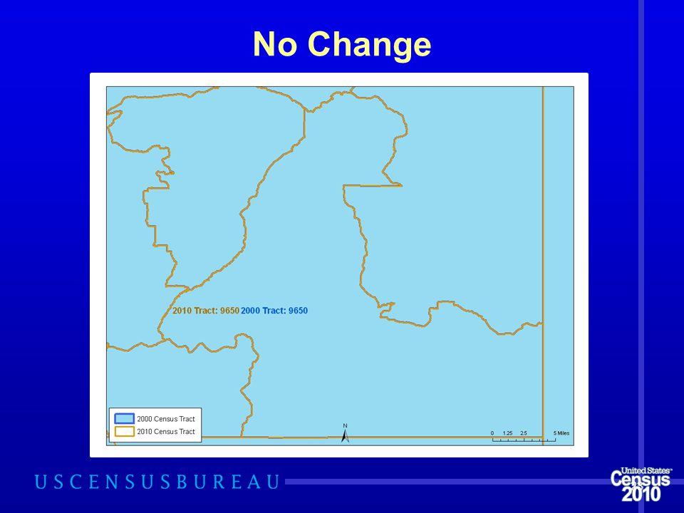 No Change 23
