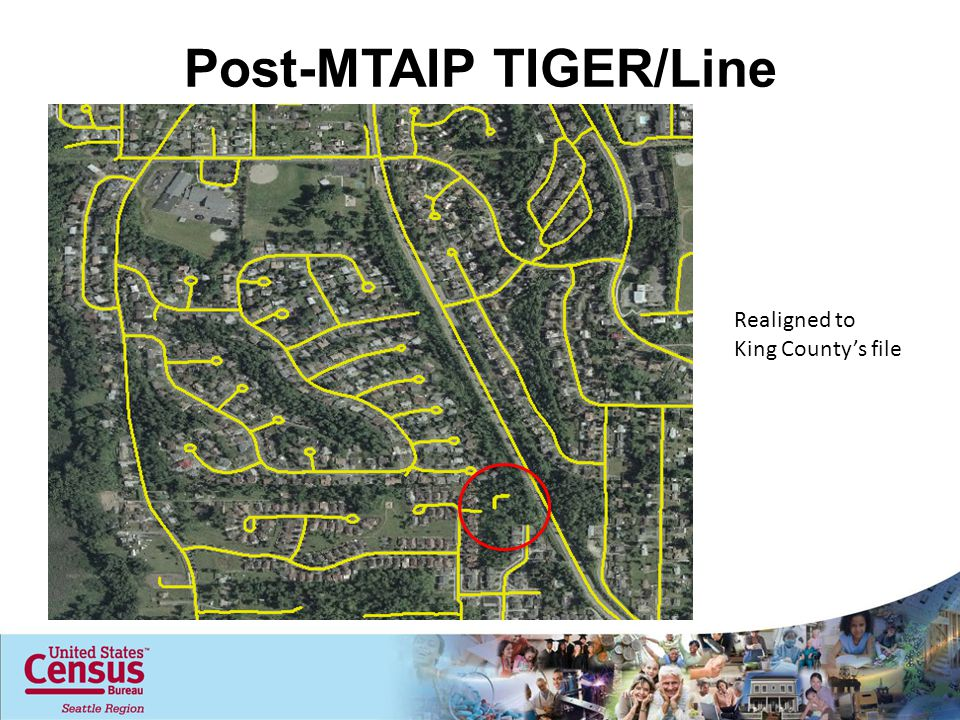 Post-MTAIP TIGER/Line Realigned to King County's file