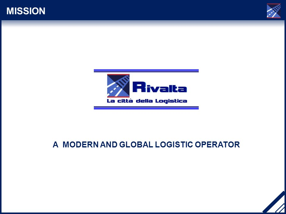 R.T.E.SHUTTLE TRAINS VOLUMES In 2010 Rivalta Terminal Europe moved 8 couples of train per week.