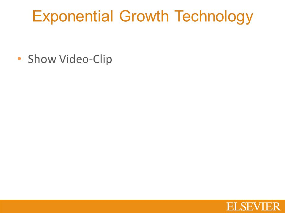 Exponential Growth Technology Show Video-Clip