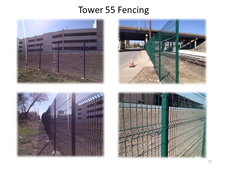 Tower 55 Fencing 12