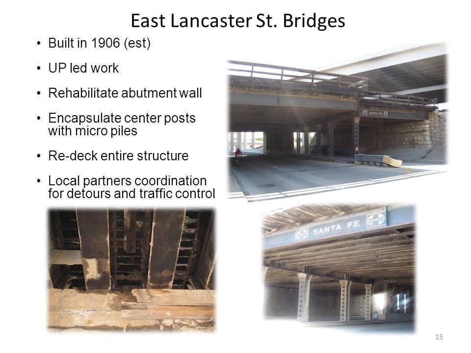 15 East Lancaster St.