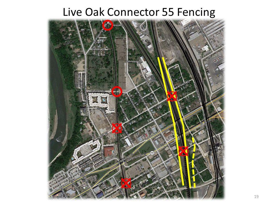 Live Oak Connector 55 Fencing 19