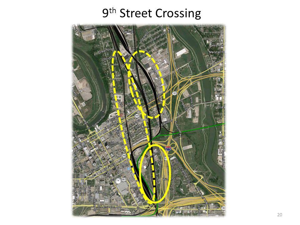 9 th Street Crossing 20