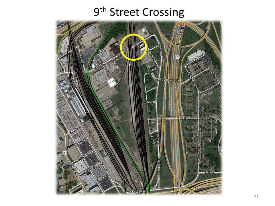9 th Street Crossing 21
