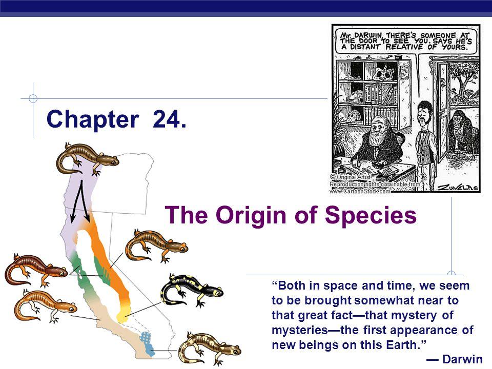 AP Biology Chapter 24.