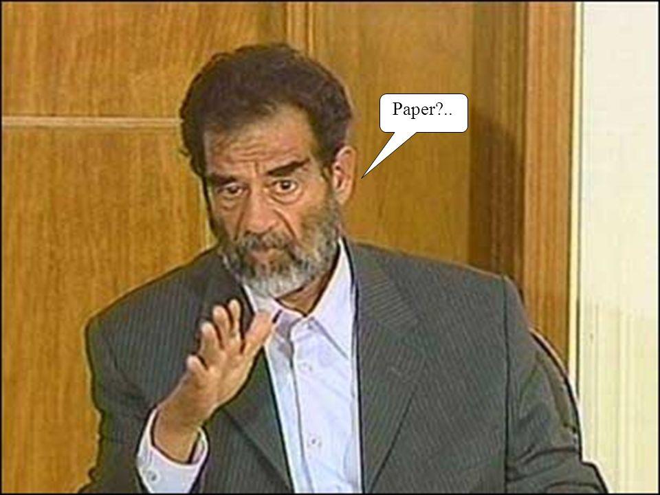 Paper?..