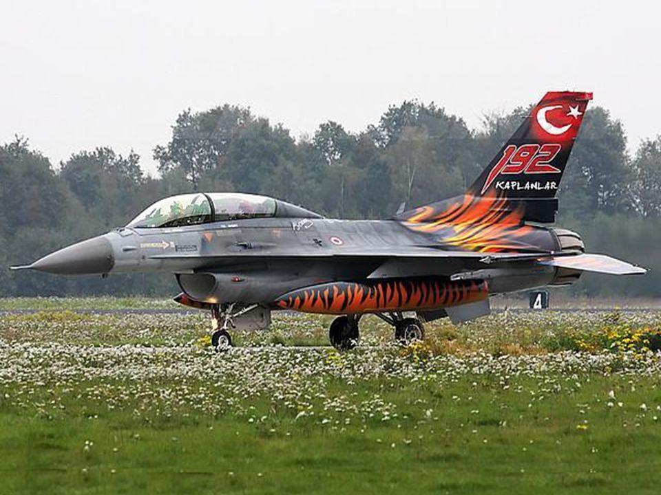Turkish F16 FF