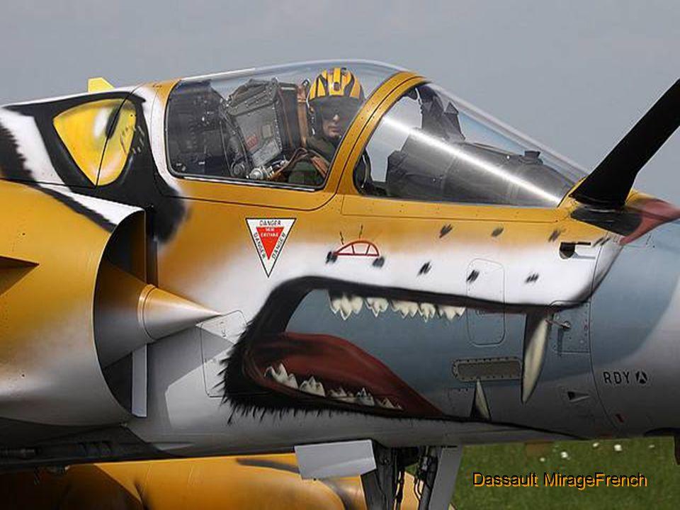 Dassault MirageFrench