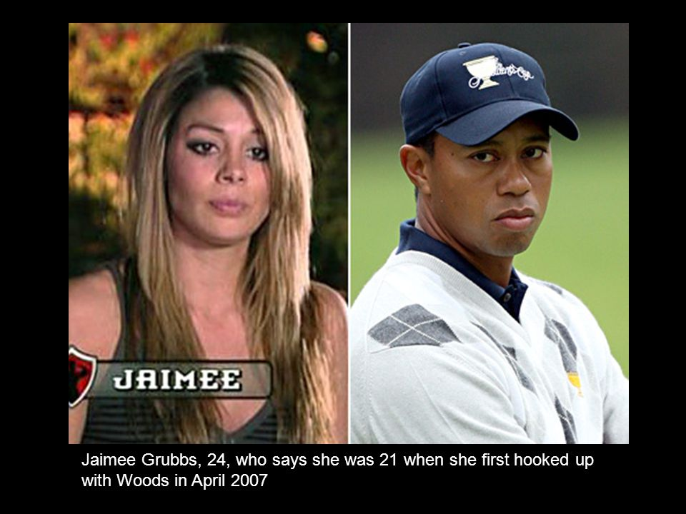 Beach babe: Rachel Uchitel has bee linked to Tiger Woods