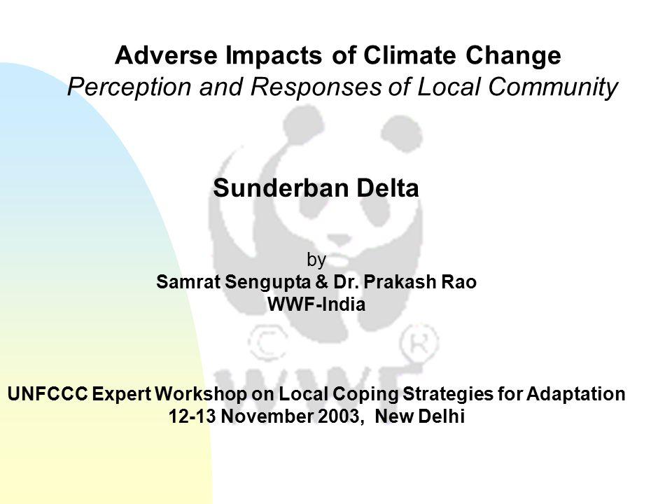 Sunderban Delta by Samrat Sengupta & Dr.