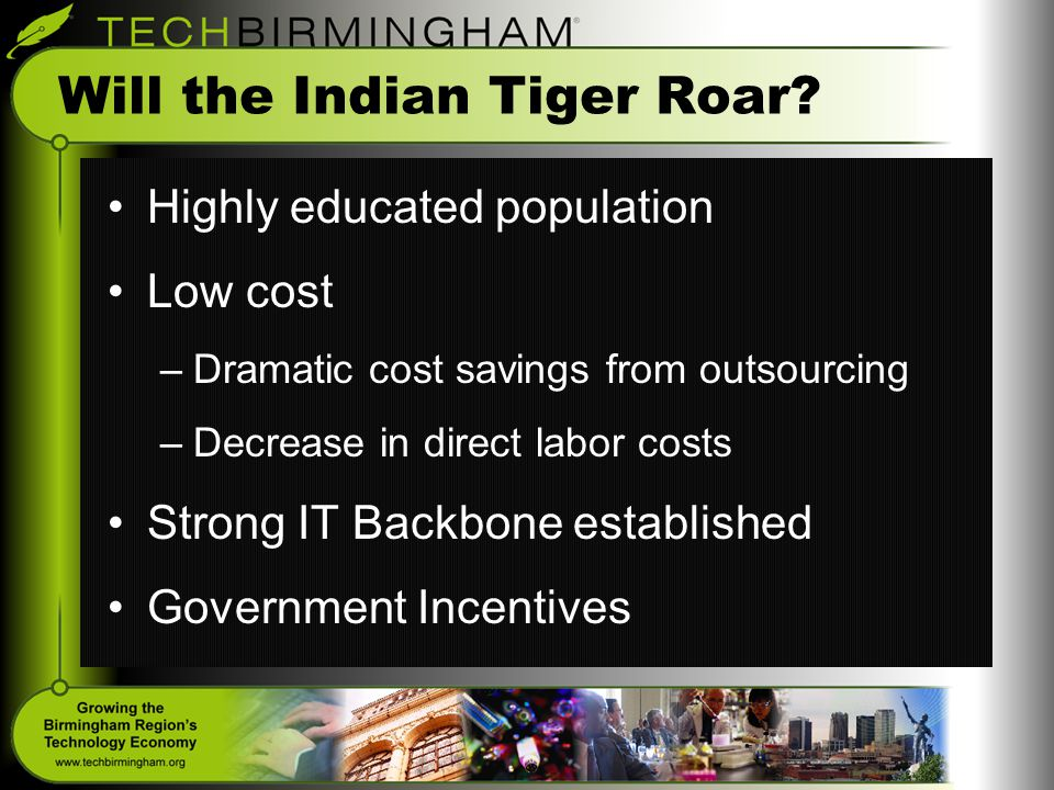 Will the Indian Tiger Roar.