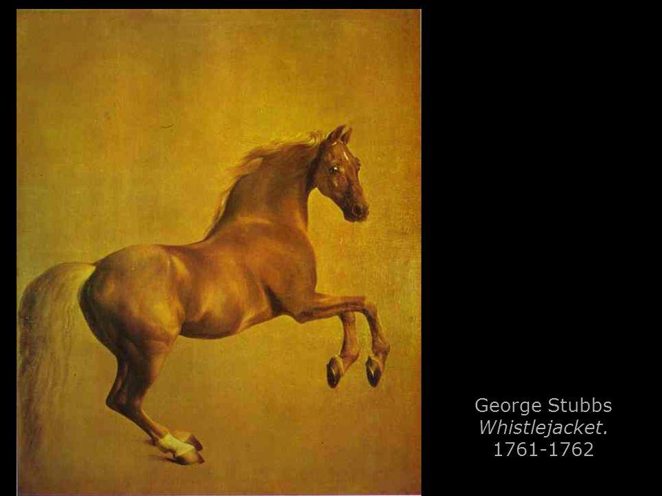 George Stubbs Whistlejacket. 1761-1762