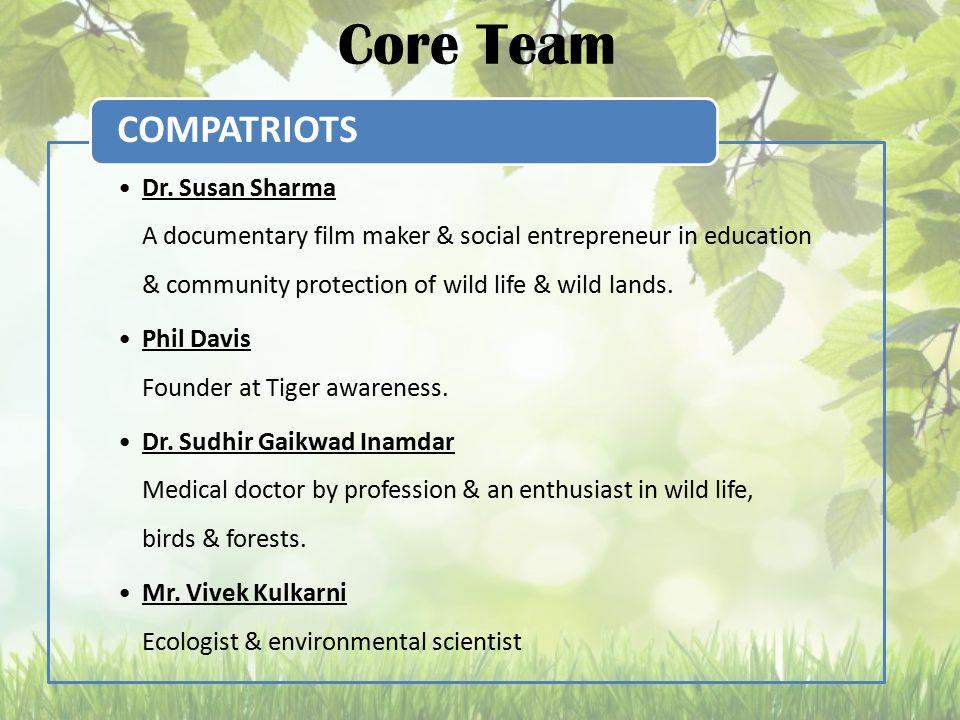 Core Team Dr.