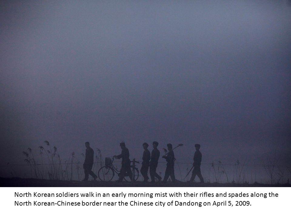Peering into North Korea 按鍵換頁 背景音樂:朝鮮民主主義人民共和國國歌