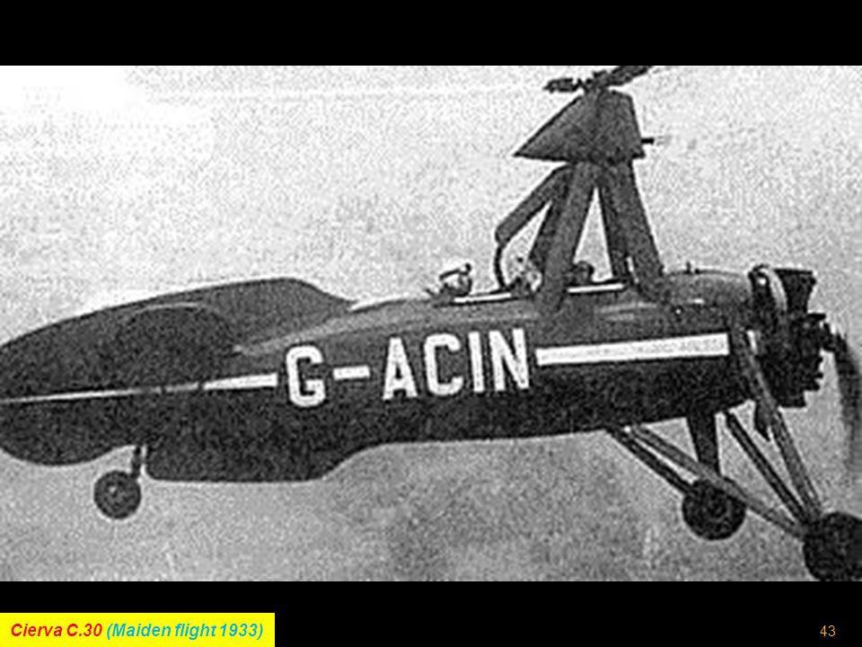 42 Cessna 150 (Maiden flight 12 th September 1957)