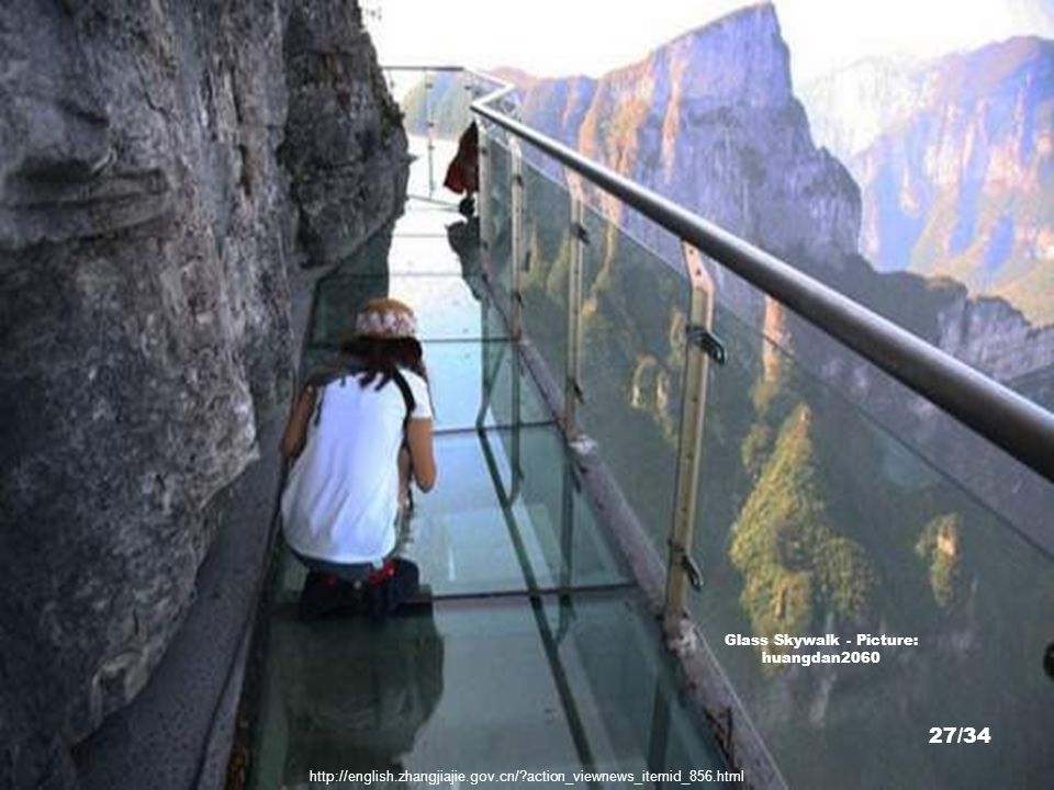 http://www.smartplanet.com/blog/design-architecture/all-glass-walkway-circles-chinas-tianmen-mountain/2241 Glass Skywalk - Picture: Dingyun Yuan 26/34
