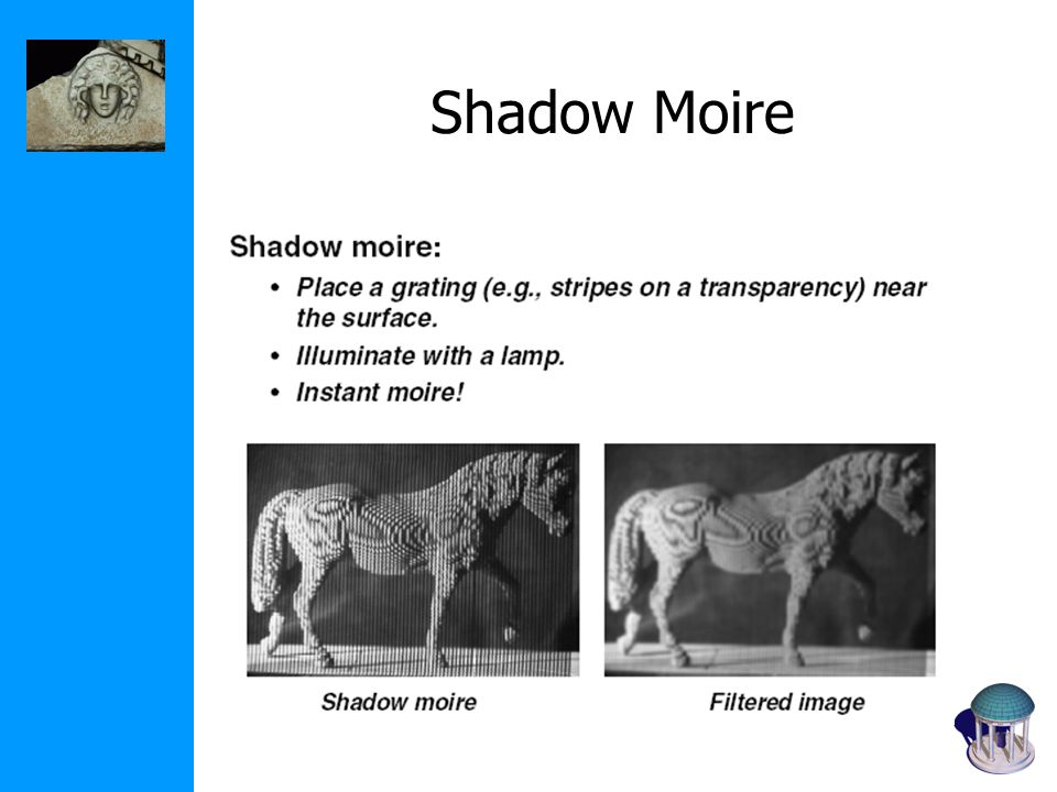 Shadow Moire