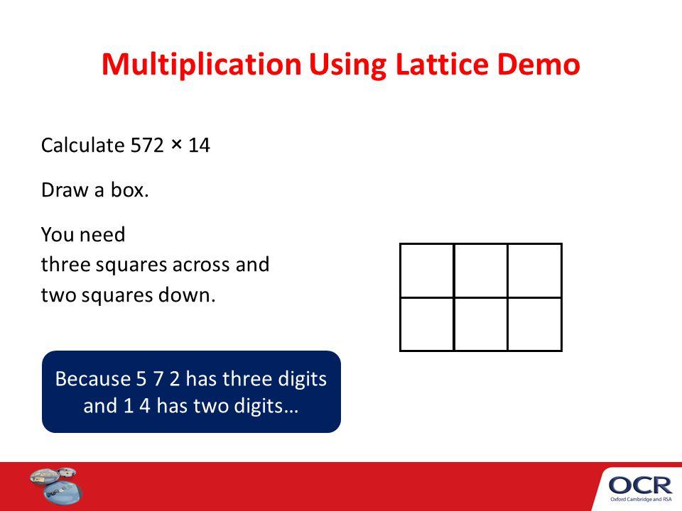 Cut each square diagonally in half.