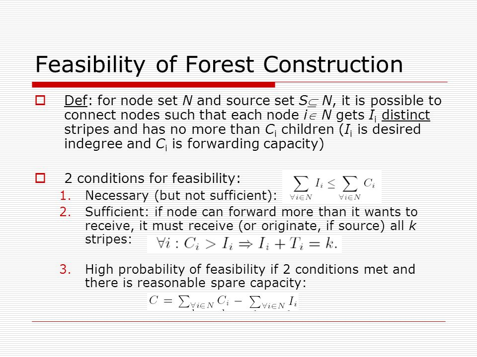 Results: Debt Maintenance  Sensitive to tree reconstruction method Pastry, for example, chooses similar trees on each rebuild because it favors local paths.