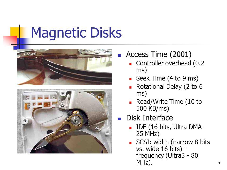6 Storage Metrics DRAMDiskTape Robot Unit Capacity 2GB18GB14x70Gb Unit Price1600$467$20900$ $/Gb8002621 Latency (sec)1.E-82.E-3 (15k RPM) 3.E+1 Bandwidth (Mbps) 100040 (up to 160) 40 (up to 100) Kaps1.E+64703.E-2 Maps1.E+3233.E-2 Scan time (sec/Tb) 245024500