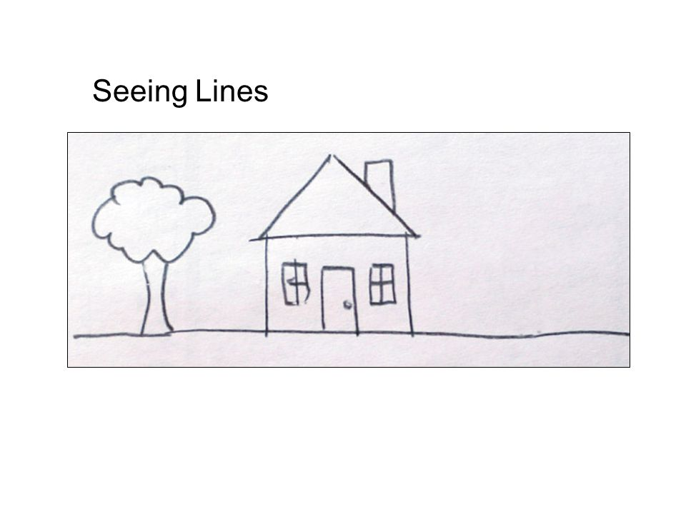 Seeing Lines
