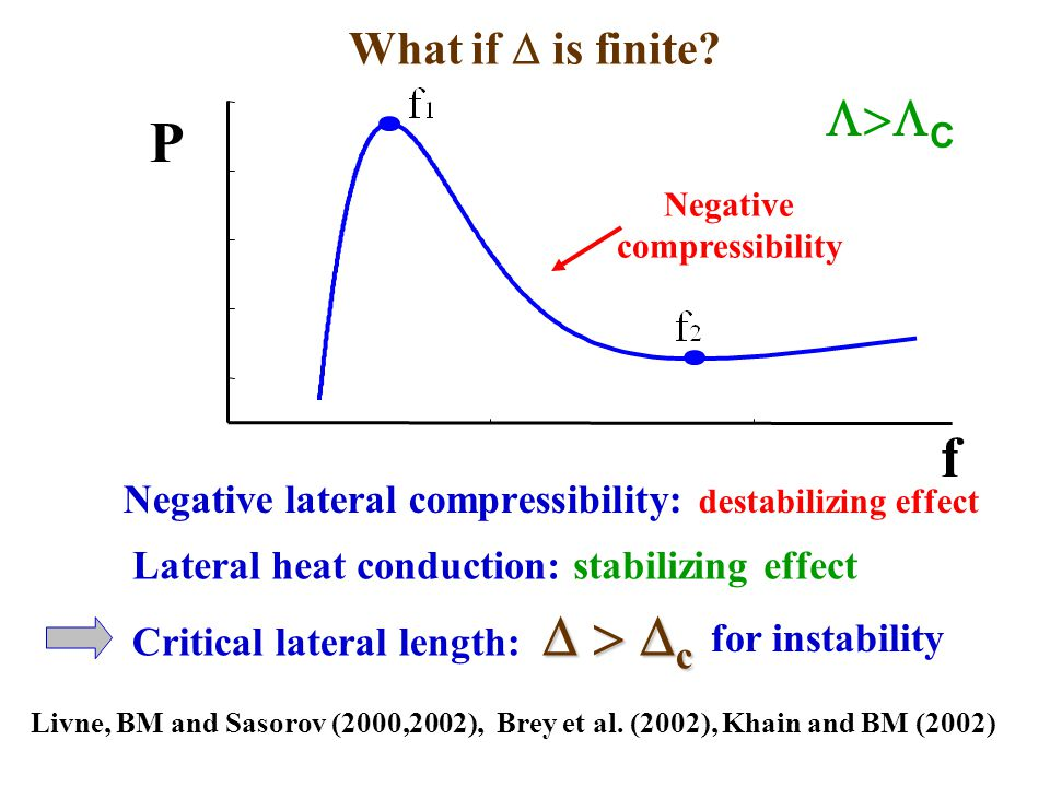 What if  is finite.