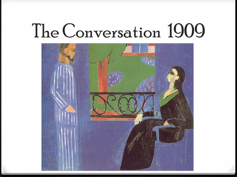 The Conversation 1909