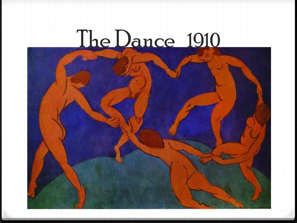 The Dance 1910