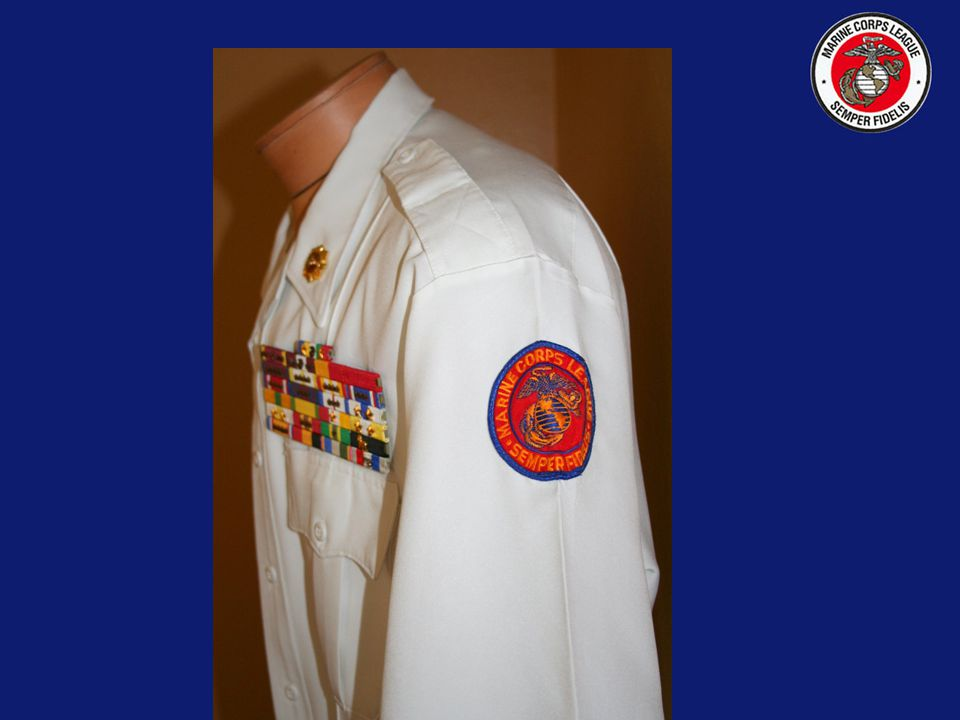 LONG SLEEVE SHIRT The Long Sleeve Undress Uniform shirt will be an aviator style shirt, with two (2) button down breast pockets and shoulder epaulets.